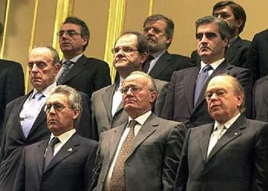 Presidentes autonomicos