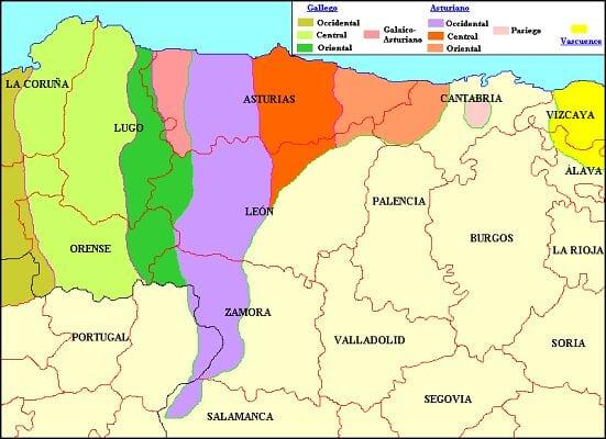 Lengua asturiana