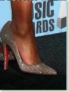 Mel B CL shoe