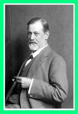 Sigmund Freud - Nuerólogo 1900