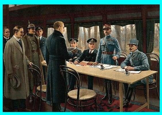 1918 Armisticio