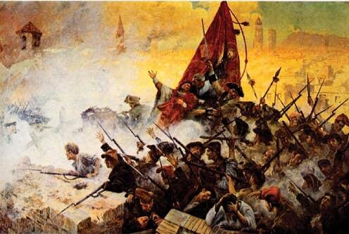 Barcelona, 11 Setembre 1714