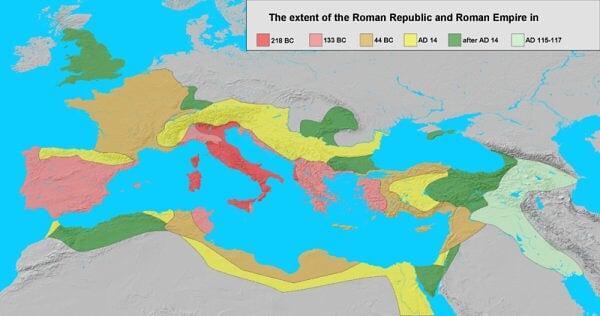 218 Imperio Romano