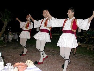 Sirtaki griego