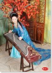 Guzheng (Chinese zither)