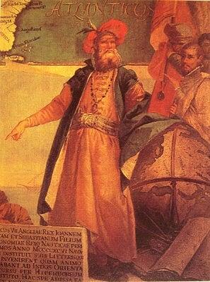 Giovanni Caboto o John Cabot - 1497 norteamerica